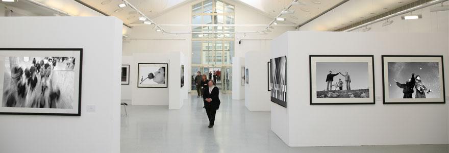 Expositions d'art à Paris
